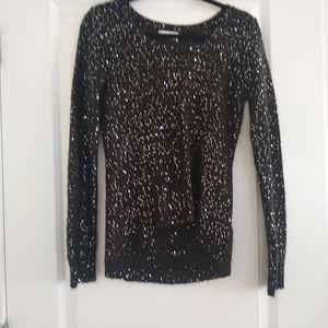 Lafies shiny sweater